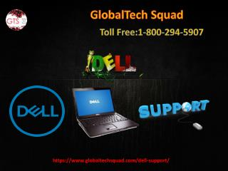 Dell Support | Toll Free:1-800-294-5907