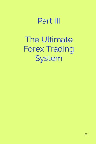 High Performance Trading How To Make 3500 PIPs A Month