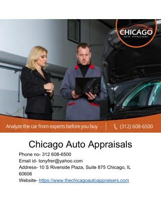 DV Auto Appraisal