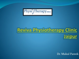 Physiotherapy Services in Jaipur