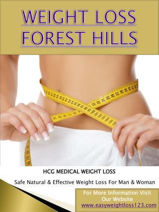 Weight loss program Forest Hills