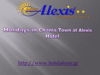 Hotels in Chania