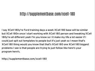 http://supplementbase.com/xcell-180