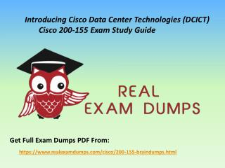 Download Valid Cisco 200-155 Exam Questions - 200-155 Exam Dumps PDF