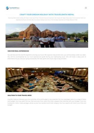 Luxury Nepal, Bhutan, Tibet trip | Travelsmith Nepal