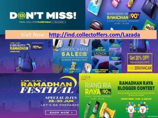 Lazada Ramadhan Sale 2017
