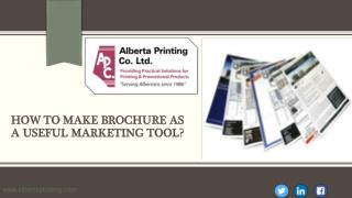 Do you know how to run your marketing campaign using Brochure in Calgary? Read Here