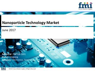 Market Research on   Nanoparticle Technology Market   2016 and Analysis to 2026