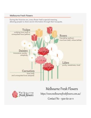 Online Flower Delivery in Melbourne - Melbourne Fresh Flowers