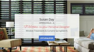 Window treatments in Springfield
