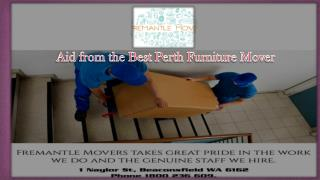The Best Choice for House Removals in Perth
