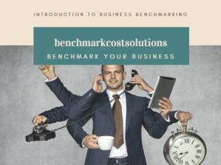 Introduction to Business Benchmarking