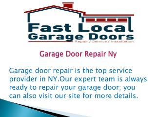 Garage Door Repair Ny