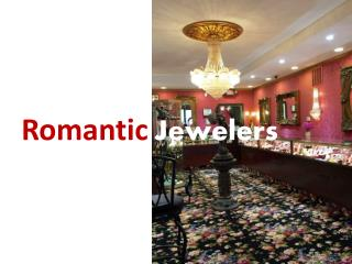 Buy Italian Diamond Necklace by Romantic Jewelers