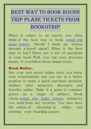 Best-Way-to-Book-Round-Trip-Plane-Tickets-from-BookOtrip