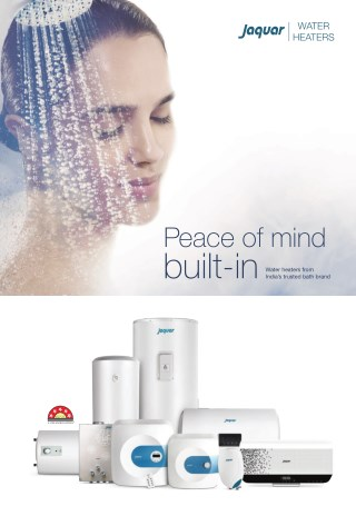Jaquar Water Heaters Catalogues
