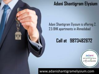 Adani Shantigram Elysium | Residential Apartments In Ahmedabad