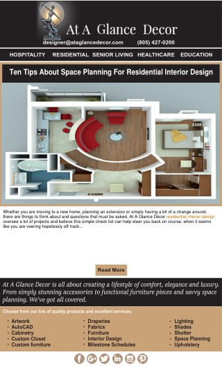 PPT Interior Design Residential Services Interior Designers