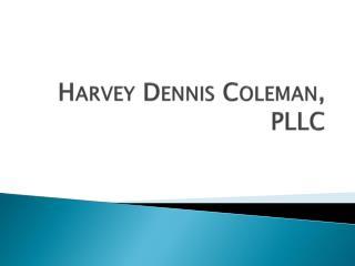 Harvey Coleman  Attorney |Harvey Coleman Lawyer