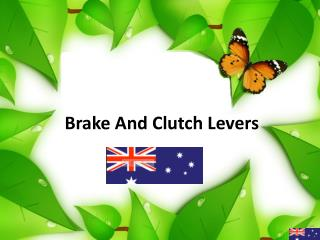 Brake And Clutch Levers