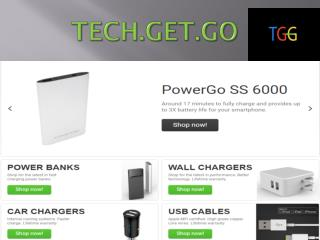 Buy Best Portable cellphone charger online at Best Price-TECH.GET.GO