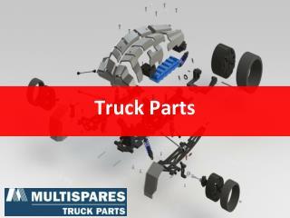 Multispares Truck parts