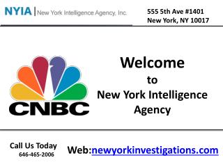 Nyc private investigator
