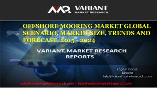 Offshore Mooring Market