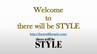 Sydney Personal Stylist | There Will Be Style