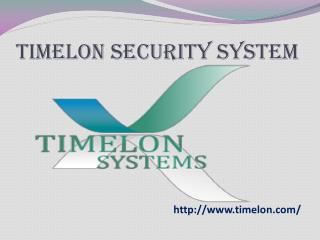 Timelon Security System