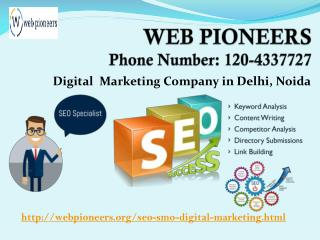 Top SEO Company in Noida Sector 63,PPC Service India