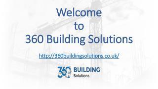 Plumber Blackburn | 360 Building Solutions
