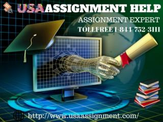 Assignment Expert at affordable Toll Free:-1-844-752-3111