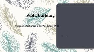 Stolk building