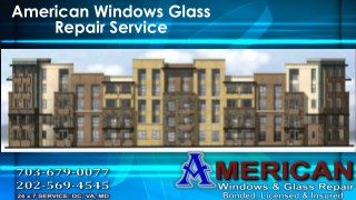 Tempered Glass Repair Services at your Local Area | Quick Call 703-679-0077