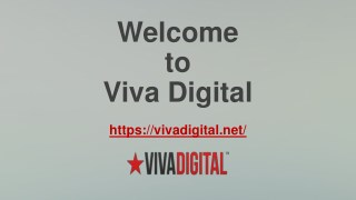 Graphic Design or Branding at Viva Digital