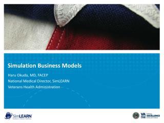 Simulation Business Models