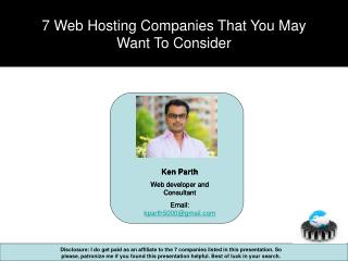 Web hosting: The facts - Lets not waste your time
