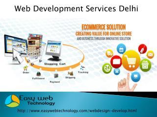 Best Web Development Services Delhi.