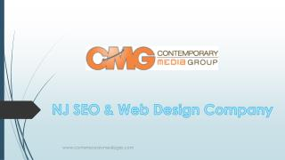 NJ SEO and SMM Services - Contemporary Media Group