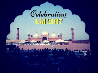 Eid ul-Fitr 2017