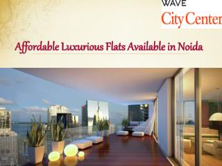 Affordable Luxurious Flats Available in Noida