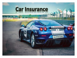 compare Car Insurance-Reduce my car insurance today