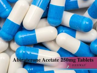 Abiraterone Acetate 250mg Tablets Price India | Purchase Generic Alternative Brands of Abiraterone 250mg Tablets