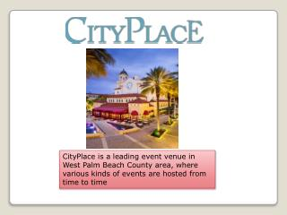 Best Malls in West Palm Beach