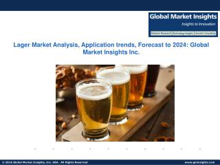 Analysis of Lager market applications and company's active in the industry