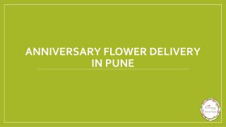 Send Anniversary Flower Arrangement to Pune | Blooms Only