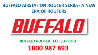 Buffalo Router Customer Support