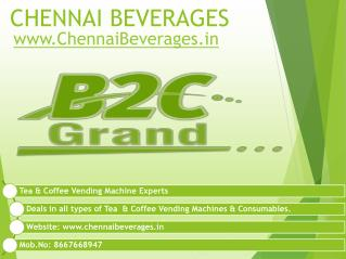 Latest Tea Coffee Premix for Vending Machine