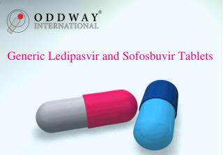 Hepatitis Medicines Pharmaceutical Wholesaler | Generic Alternative Of Ledipasvir Sofosbuvir Tablets